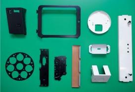 自動車部品・電気部品 塗装材(鉄) t0.2~1.0